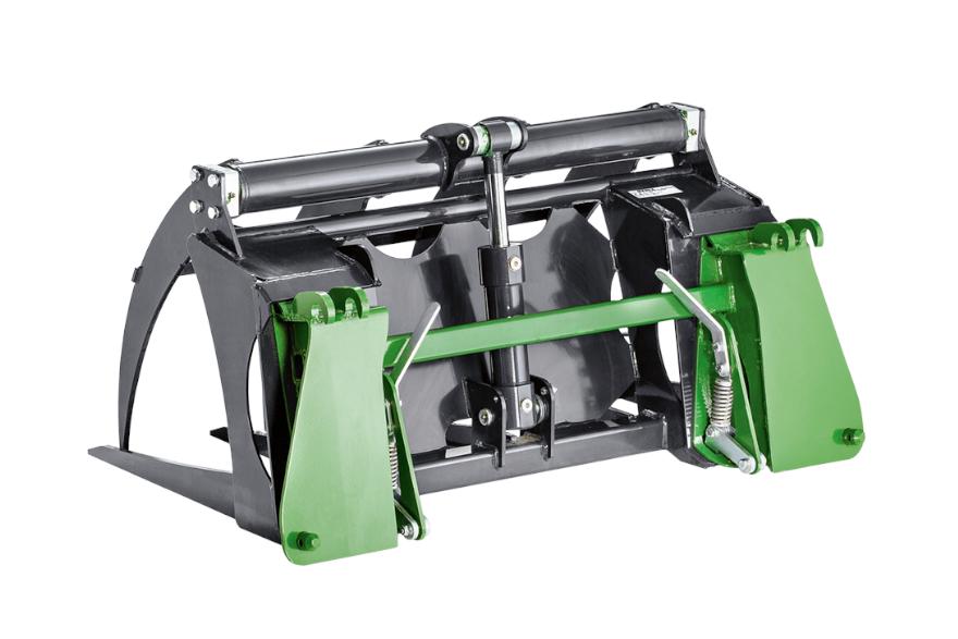 STOLL CompactLine – adaptér John Deere